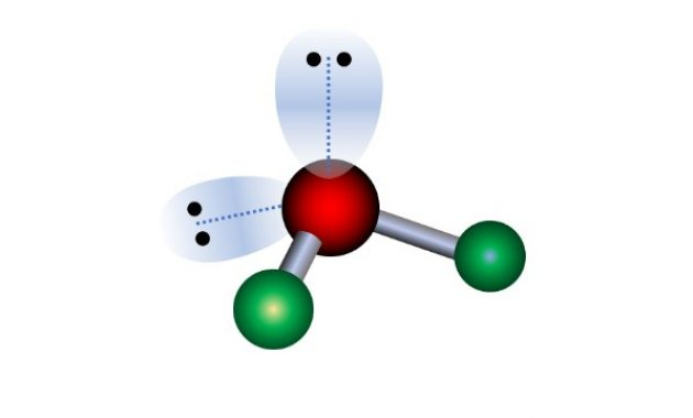 bentuk molekul tetrahedral