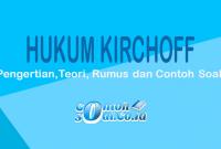 hukum kirchoff