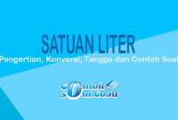 Satuan Liter