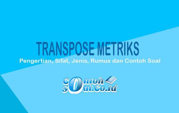 Transpose Metriks