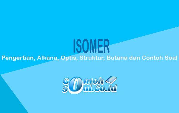 pengertian-isomer
