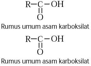 Rumus Asam