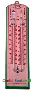 Termometer maksimum dan minimum