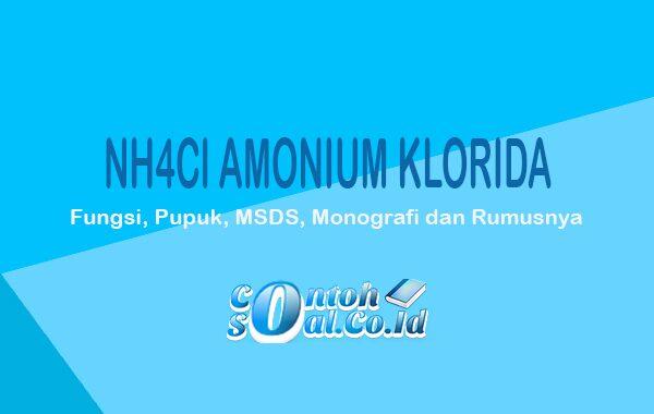 Amonium Klorida