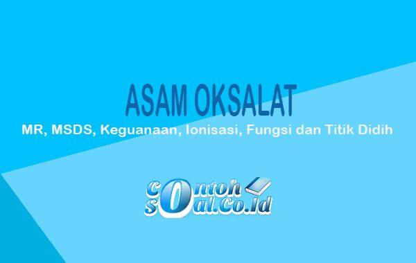 Asam Oksalat