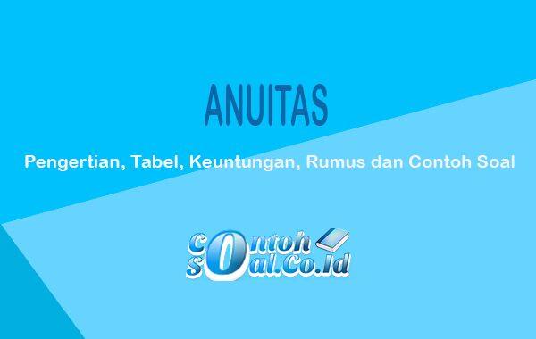 Anuitas