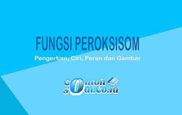 Fungsi-Peroksisom
