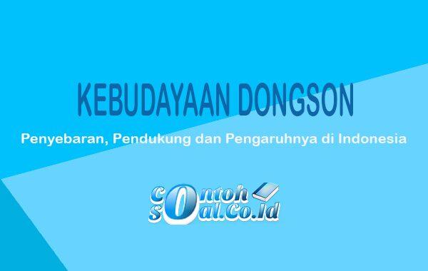 Kebudayaan Dongson