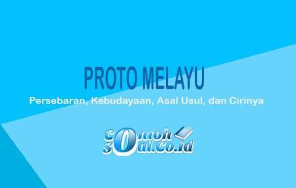 Proto Melayu