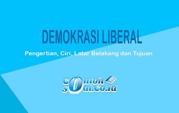 Demokrasi Liberal