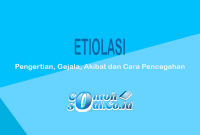 Etiolasi