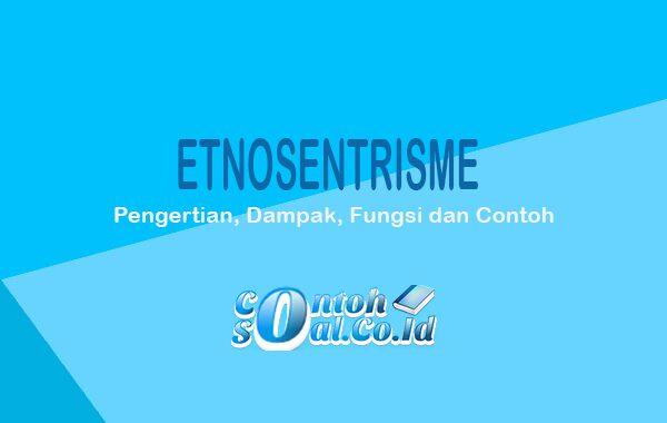 Etnosentrisme