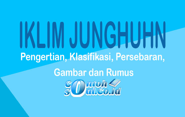 Iklim Junghuhn