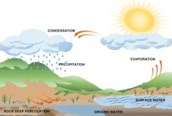 Proses Hujan Zenithal