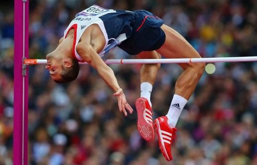 Atlet Lompat Tinggi