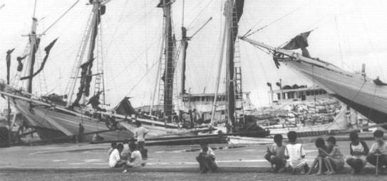 Pelabuhan Pusat Perdagangan Kerajaan Tallo