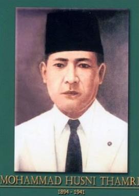 Gambar Muhammad Husni Thamri