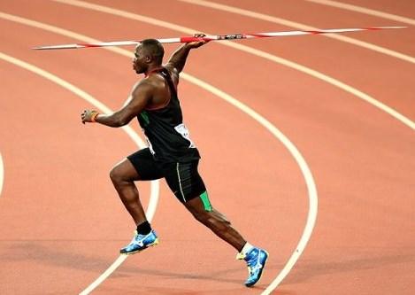 Atlet Lempar