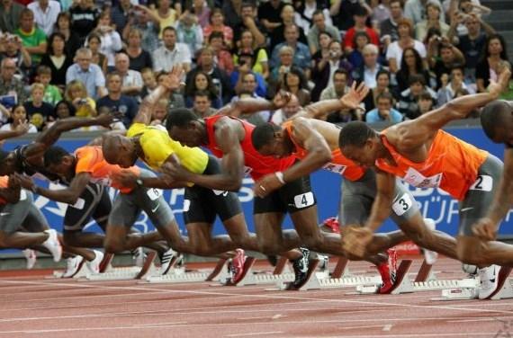 Atlet Lari