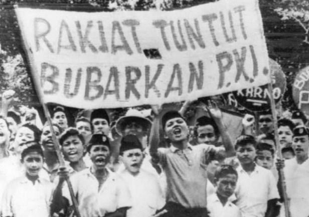 Foto Sejarah Demonstrasi KAMI