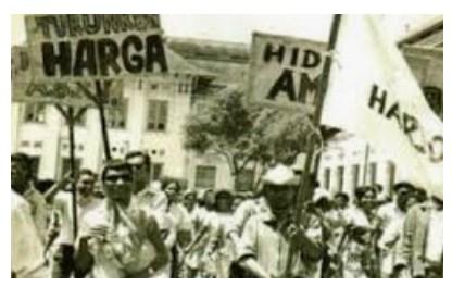 Foto Sejarah Demonstrasi Tritura