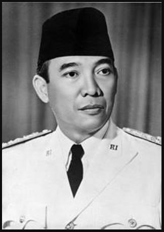 Ir. Soekarno (Ketua)