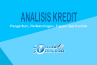 Analisis Kredit