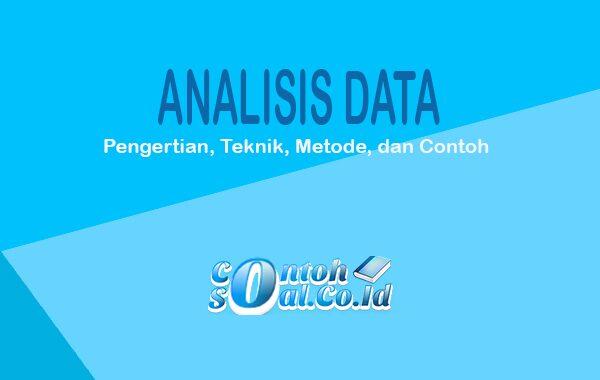 Analisis Data