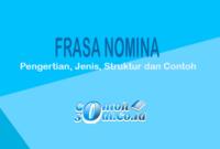 Frasa Nomina