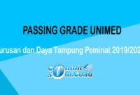 Passing Grade UNIMED