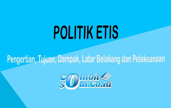 Politik Etis