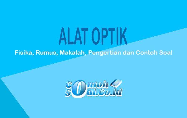 Alat-Optik
