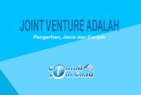 Joint Venture Adalah