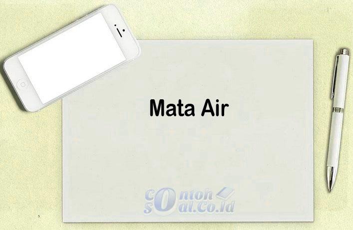 Mata Air