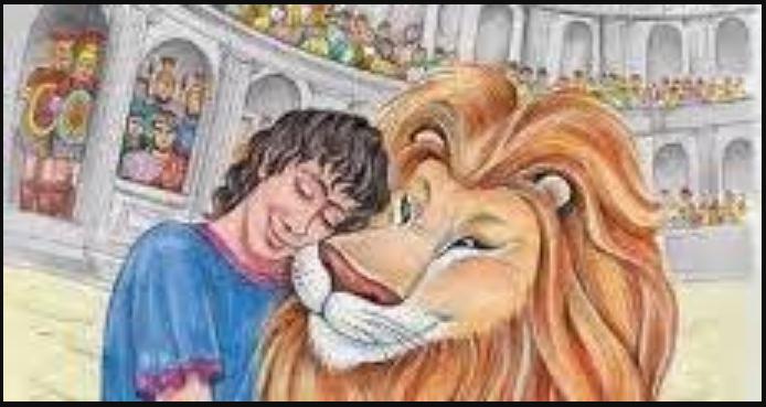 Contoh Cerita Fantasi Balas Budi Singa