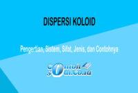 Dispersi Koloid