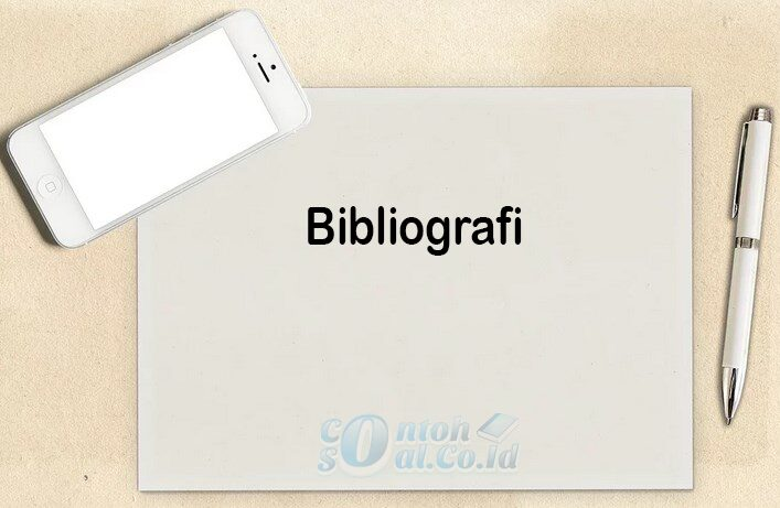 Pengertian Bibliografi