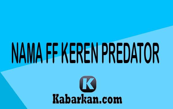 nama-ff-keren-predator